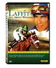 Laffit: All About Winning, - NEW DVD--FREE  1ST CLASS SHIPPING--b12
