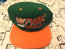 NFL Team Apparel Miami Dolphins Snapback
