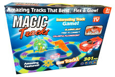 Magic Tracks  - 301 Piece + LED car As Seen on TV Glow in the Dark LED
