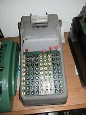 OLD CALCUATOR  ANTICA CALCOLATRICE  VINTAGE