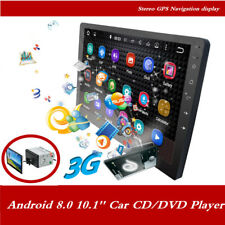 "10.1"" 2-DIN Car CD/DVD Player Touch Screen Audio Stereo GPS Navigation display"