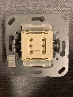JUNG KNX TASTER BA 1-fach MITTENSTELLUNG 4071.02LED  Leuchtmittel Diode