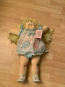 FITS CABBAGE PATCH SOFT SCULPTURE BABY shoes FOR IRISH ED KIDS