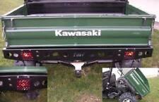 KAWASAKI Mule 3000 / 3010 and 4010 Heavy Duty Rear Bumper P/N 9645