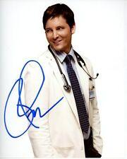 PETER FACINELLI Signed Autographed NURSE JACKIE DR. FITCH COOPER Photo