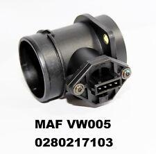 for 99-00 Audi A4 VW Cabrio Golf Jetta Passat  280217103 Mass Air Flow Sensor