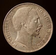 Kgr. Bayern, Maximilian II., Taler 1862