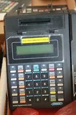 Hypercom Tp7-T Credit Card Terminals pre-owned w/original power cordsLot 2