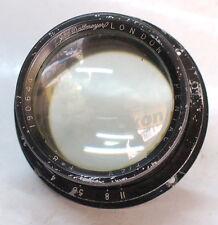 WAR TIME J.H.Dallmeyer LONDON PENTAC F/2.9 F=8 Inch High Speed Aerial Lens RARE