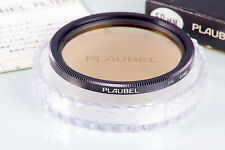 FILTRO PLAUBEL FILTER 58mm NEW IN BOX OLD STOCK 81B AMBAR FOR MAKINA 67 670