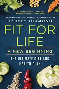 Fit for Life: A New Beginning [Paperback] Diamond, Harvey