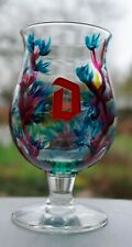♦Verre Duvel collection fait main création DUVEL GLASS GLAS handmade glas in L.♦