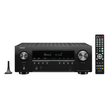 Denon Avr-S960H 9.2-Channel 4K Av Receiver with 3D Audio and Amazon Alexa