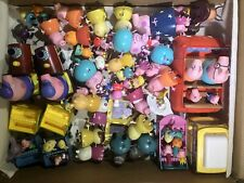 PEPPA PIG AND FRIENDS FIGURES, CAR, RV, TRAINS OVER 50 FIGURES