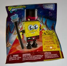 Spongebob Squarepants SDCC Comic Con 2015 Exclusive Figure Mega Bloks