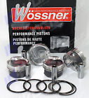 WOSSNER FORGED PISTONS TOYOTA COROLLA MR2 1.6 GTI 4AGE HIGH COMP 11.8:1