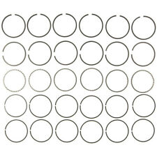 MAHLE Original Engine Piston Ring Set 40276CP; Moly-Faced Standard Fit