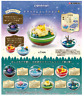 Pokemon Terrarium Collection 4 All 6 species from Japan Re-Ment 6sets SALE
