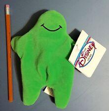 """7"""" NEW Flubber Green Goo Guy The Disney Store Plush Doll"""