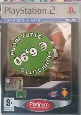 Gioco Ps2 FIF PRO 2005 Nuovo