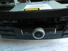MERCEDES-BENZ-W212-W207-AUTORADIO-HEADUNIT ENTRY NO MOST/2129064400/