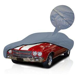 [PSD] Supreme Semi Custom Car Cover for Chevrolet Laguna 1974 1975 Coupe 2-Door