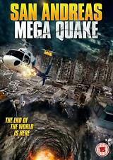 SAN ANDREAS MEGA QUAKE - DVD**NEW SEALED**FREE POST**
