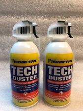 TECHNI-TOOL 10 OZ. COMPRESSED AIR DUSTER P/N 758OZ134 *LOT OF 2*