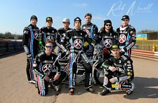 More details for lakeside hammers speedway team photograph 12x8 inches