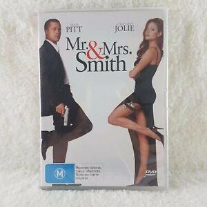 Mr & Mrs Smith (2005) DVD | Action Crime Drama | Brad Pitt, Angelina Jolie