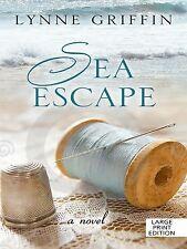 Sea Escape (Thorndike Press Large Print Basic Series)-ExLibrary