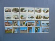 Ching Full Set of Jersey Past and Present 2nd Series 1961 Very Good Condition