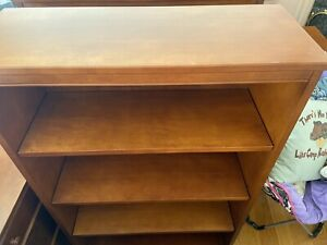 Ethan Allen Country Colors Bookcase Autumn Maple
