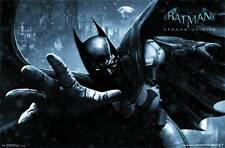 Arkham Origins Batman Poster NEW SEALED