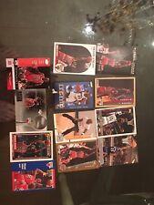 Michael Jordan Insert/Base PC Lot (12) - Hot!! Read Description