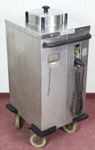 LOWERATOR 1 SHE Tellerwärmer Tellerstapler Röhrenstapler Gastro Geschirrwärmer