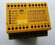 PILZ 774086 PNOZ11  7S1Ö SAFETY RELAY  (IN10S1B1)