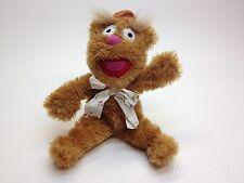 "Fozzie Bear with Bow Plush Stuff Muppet Sesame Street 14"" Euc 2007 Rare, Htf"