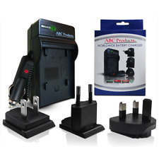 BATTERY CHARGER FOR SONY DSC-TX55, DSC-TX66, DSC-T99 CYBERSHOT DIGITAL CAMERA UK