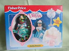 Nuovo in Scatola Fisher-Price Once Upon a Dream Giardino Principessa 74722 1995