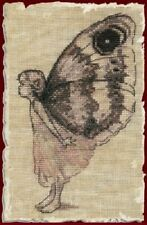 Nimue Counted Cross-stitch Pattern - NE55 - Le Papillon (Butterfly)