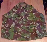 RAF/army woodland dp combat lightweight jacket size 180/96