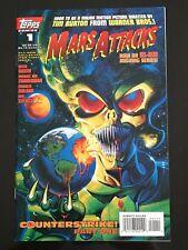 MARS ATTACKS TOPPS COMICS 1995 Vol.2 Counterstrike(1-5) NEW UNREAD  MINT