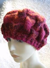 Strawberry Field - Easy Knitting Pattern - Chunky