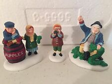 Dept 56 New England Village #5655-3 The Old Man and The Sea Figure Set