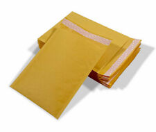 All Sizes Kraft Bubble Padded Mailers Golden Laminated Paper