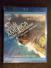 Aerial America: The Pacific Rim (Blu-ray Disc, 2012) Smithsonian/BRAND NEW!