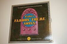 """RADIO'S FAMOUS THEME SONGS""  (Radio Cast)  NM/NM"