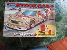 MONOGRAM STOCK CAR+ MILLER BUICK MODEL CAR KIT 1:24 SCALE KIT# 2915