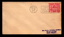 Philippines SC# N31 on Cover to Manila - L11103
